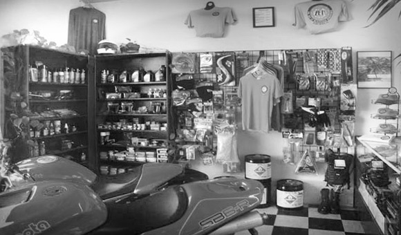 Zen House motorcycle parts