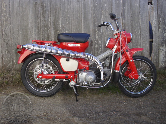 1966 Honda CT Trail 90